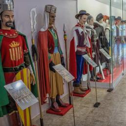 Fotografía del Museo Festero - Turismo Villena - Turismo Alicante - Turismo en Alicante - Alicante Turismo - Visita Alicante