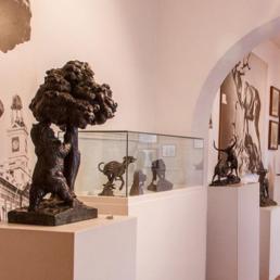 Fotografía del museo escultor navarro santafé - Turismo Villena - Turismo Alicante - Turismo en Alicante - Alicante Turismo - Visita Alicante